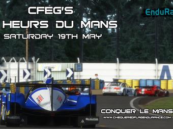 CFEG's - 12 Heurs Du Mans