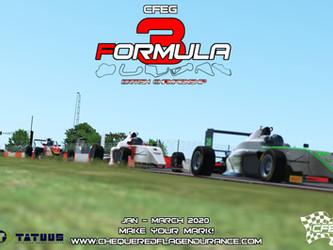 Rfactor2 - Formula 3: British Championship! [Jan - March 2020]