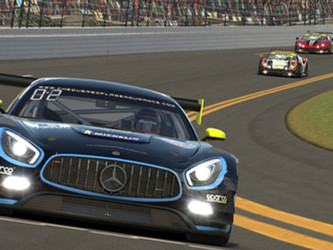iRacing - It's a double podium for Team CFEG at the 24h Daytona!