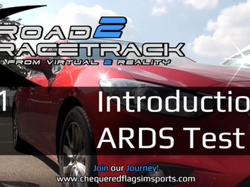 [Road 2 RaceTrack] Ep.1 - Intro & ARDS Test