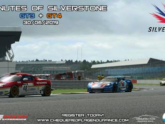 Raceroom - 90m Of Silverstone [GT3 + GT4]