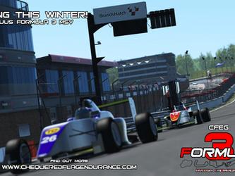 British Formula 3 - Coming this Winter!