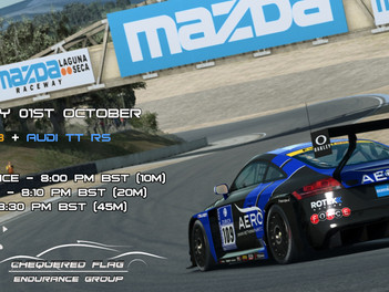 Get a taste of Multiclass racing - x2 Public events
