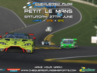 Rf2 - CFS Petit Le Mans [The Big One!]