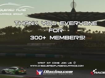 CFEG Website breaks 300 members