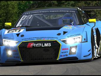 iRacing - CFEG's New Audi R8 GT3