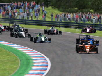 Rf2 - Formula 3: British Championship (Q1 Write up & Highlights)