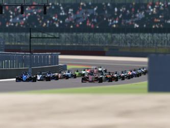 Rf2 - Formula 3: British Championship (Q3 Write up & Highlights)