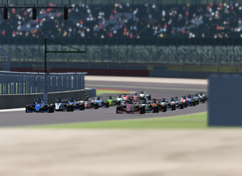 Rf2 - Formula 3: British Championship (Q3 Write up & Highlights)