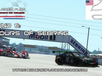 WSCC - 6 Hrs of Sebring (Race 6/11)
