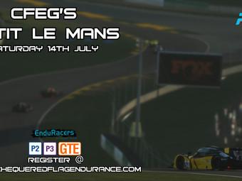CFEG's Petit Le Mans (Race Highlights)