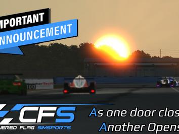 [CFS] Important Announcement [2021]