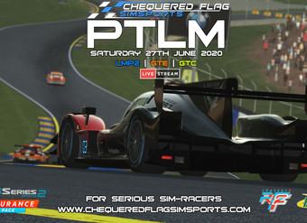 [Rf2] CFS Petit Le Mans 2020 - The Build Up!
