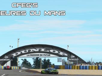 CFEG's 12 Heures Du Mans - The Story (Highlights)