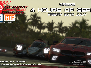 One Off Event - 4 Hours of Sepang