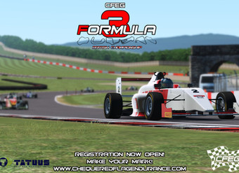Rfactor2 - Formula 3: British Championship (Registration Open!)