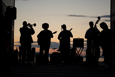 Summer Music Performance, picture from Wix