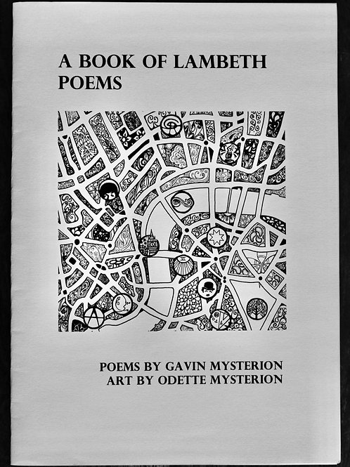 A Book of Lambeth Poems