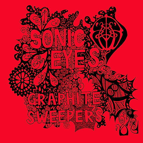 """Prophesy Snake/Graphite Sweepers 7"""" Limited Edition Black Vinyl"""