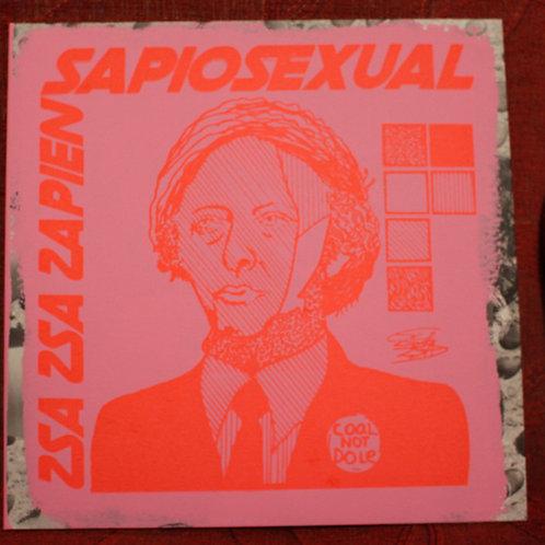 """Zsa Zsa Zapien - """"Sapiosexual"""" LP 180g Ltd DELUXE EDITION"""