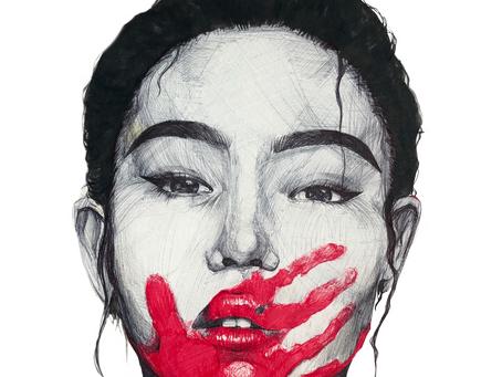 Jenna Rodarte's Art Against Sexual Assault