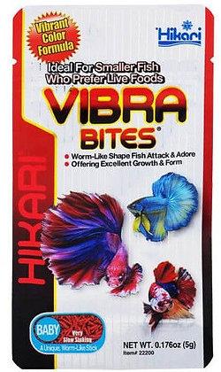 Hikari Vibra Bites Baby Tropical Fish Food