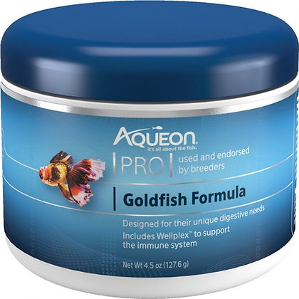 Aqueon Pro Goldfish Formula Pellet Food