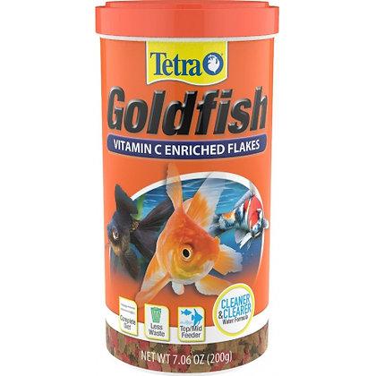 *SALE* Tetra Goldfish Vitamin C Enriched Flakes 2.2lbs