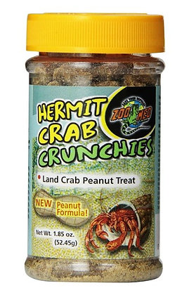 Zoo Med Hermit Crab Crunchies Natural Peanut Treat
