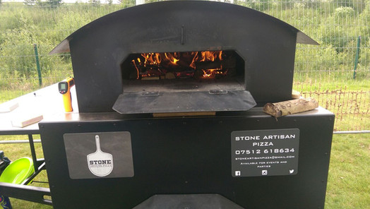 The oven!
