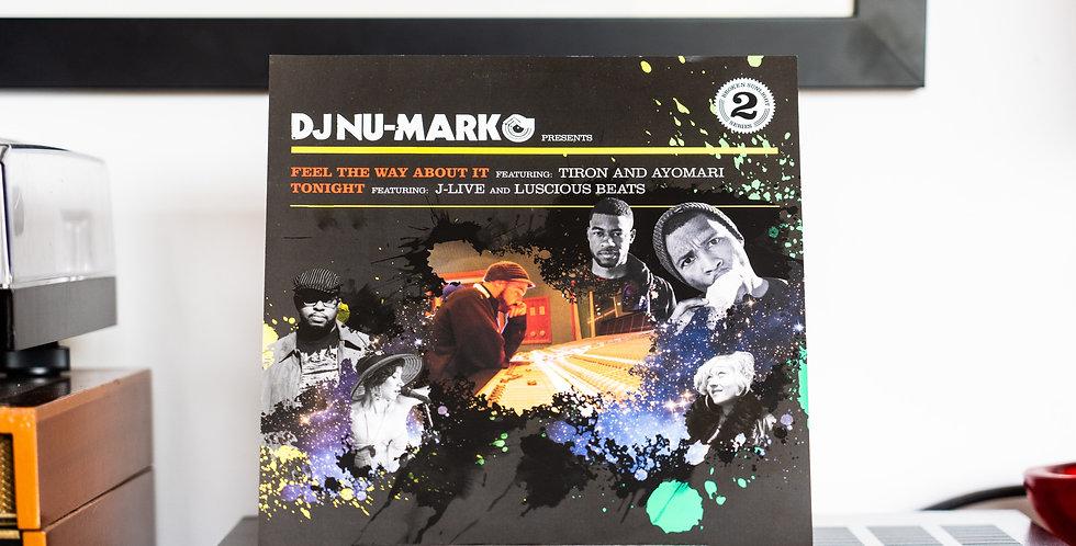 """DJ Nu-Mark – Broken Sunlight Series 2 (10"""" Single)"""