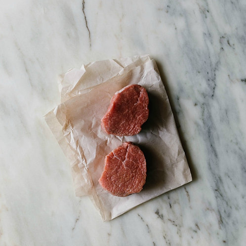Dry-Aged Organic Beef Eye Fillet (POA)
