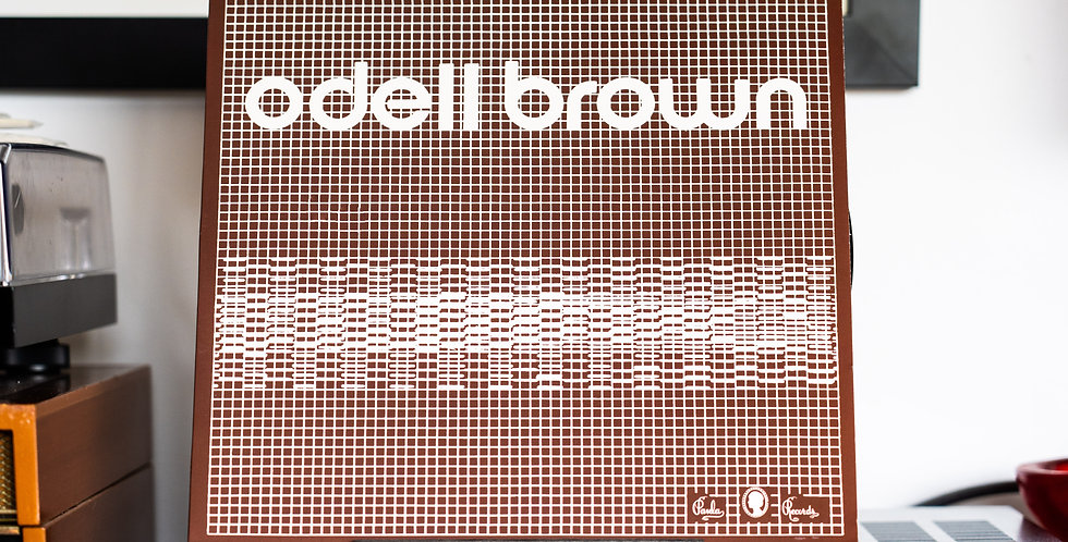 Odell Brown – Odell Brown (LP)