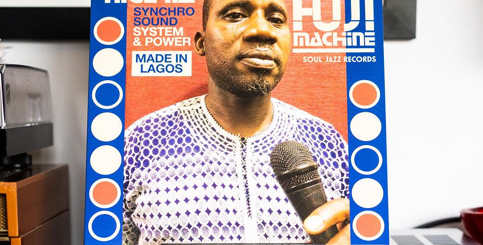 Nigeria Fuji Machine – Synchro Sound System & Power (LP)