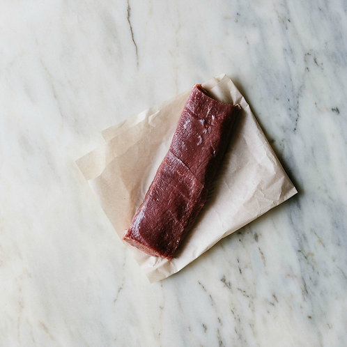 Organic Lamb Backstrap (300gm)