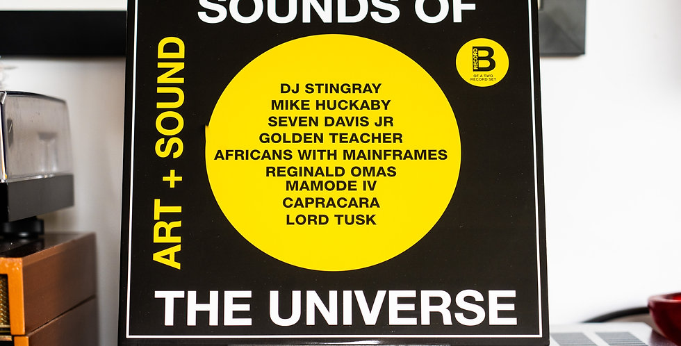 Various – Sounds Of The Universe (Art + Sound) (Record B) (2LP)