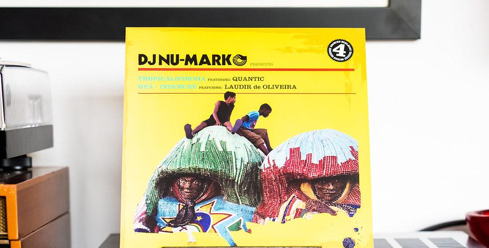"""DJ Nu-Mark – Broken Sunlight Series 4 (10"""" Single)"""
