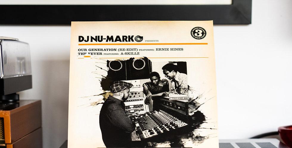 """DJ Nu-Mark – Broken Sunlight Series 3 (10"""" Single)"""