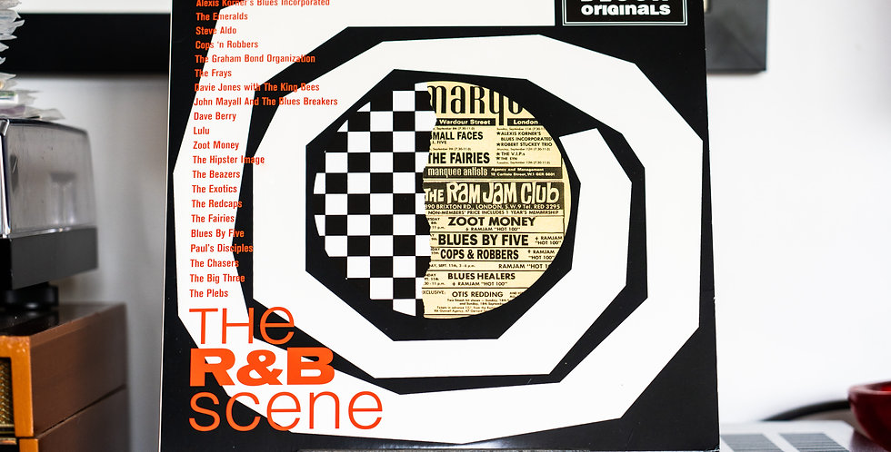 Various ‎– The R&B Scene (2LP)