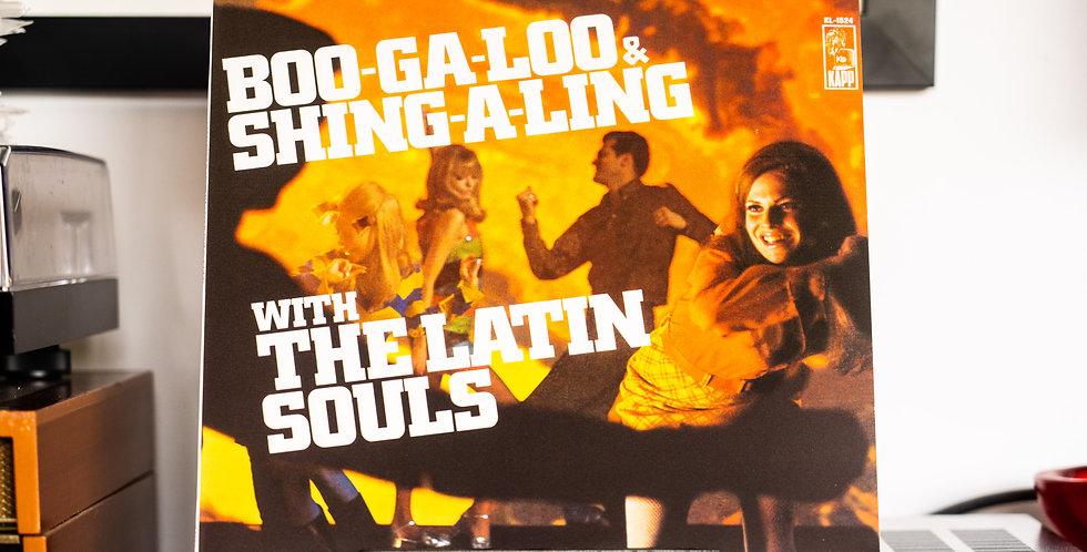 The Latin Souls – Boo-Ga-Loo And Shing-A-Ling (LP)