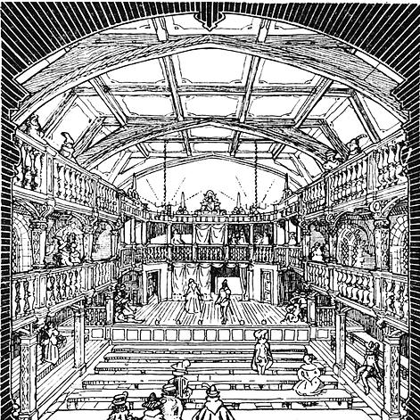 Blackfriars Playhouse