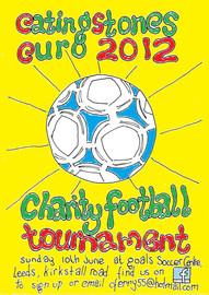 five-a-side football tournament 2012.