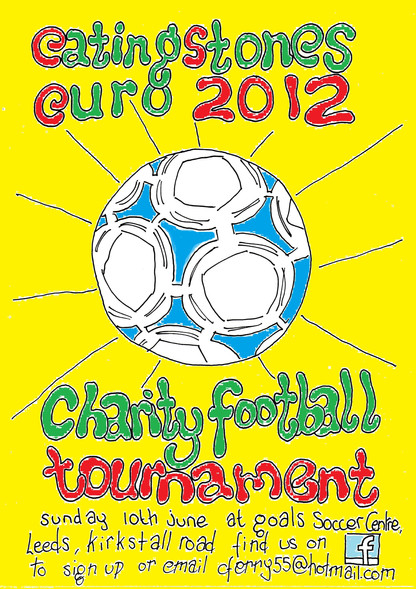 five-a-side football tournament 2012.