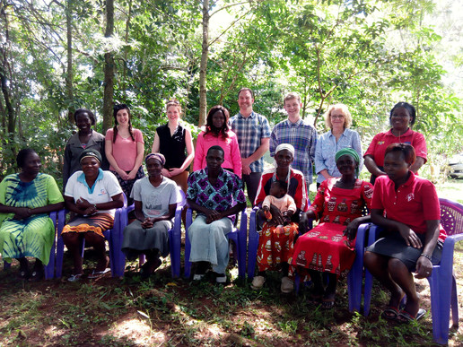 community groups helping vulnerable women.