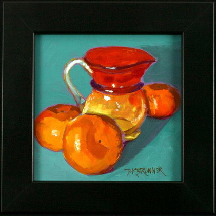 Clementines and Amberina Pitcher_2