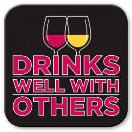 Drinks Well Coaster