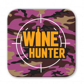 Wine Hunter Coaster