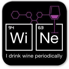 I Drink Wine Periodically