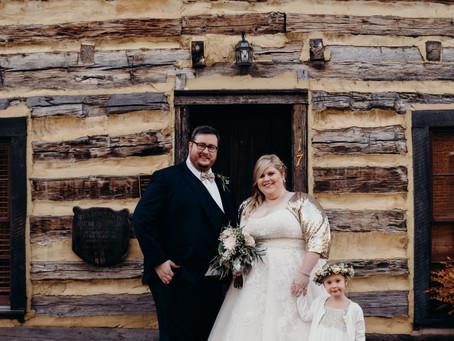 Erika & Andrew | The Kyle House Wedding