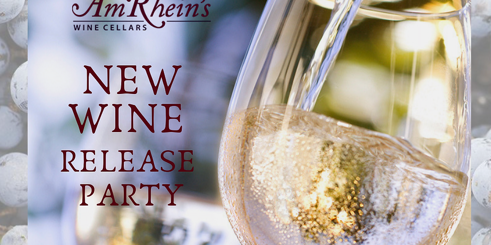 New Wine Release Party